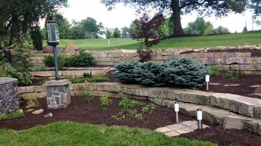 Landscaping services Iowa City, IA